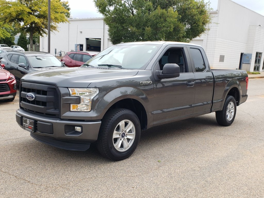Ford Trucks 2016 >> Pre Owned 2016 Ford F 150 Xl Rwd Trucks