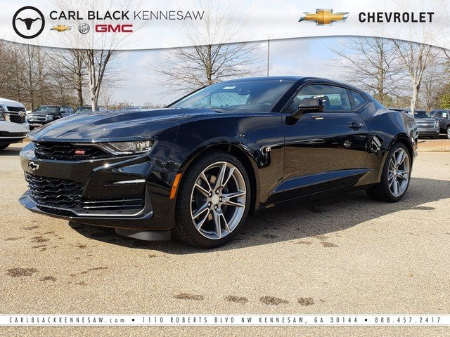 Carl Black Chevy Kennesaw >> New 2019 Chevrolet Camaro SS 2dr Car in Kennesaw #1190329 ...