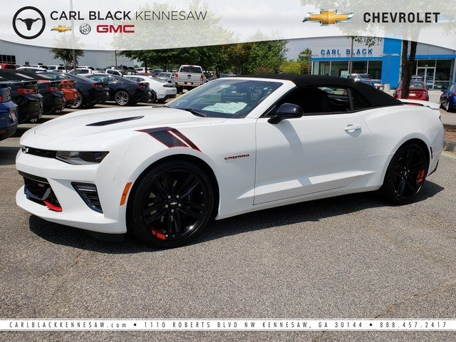 New 2018 Chevrolet Camaro Ss Convertible In Kennesaw 1180910 Carl