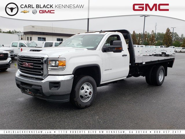 New 2018 Gmc Sierra 3500hd Regular Cab Chassis Cab In Kennesaw