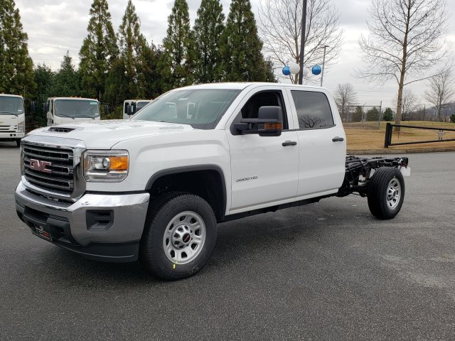 New 2019 GMC Sierra 3500HD Crew Cab Pickup in Kennesaw # ...