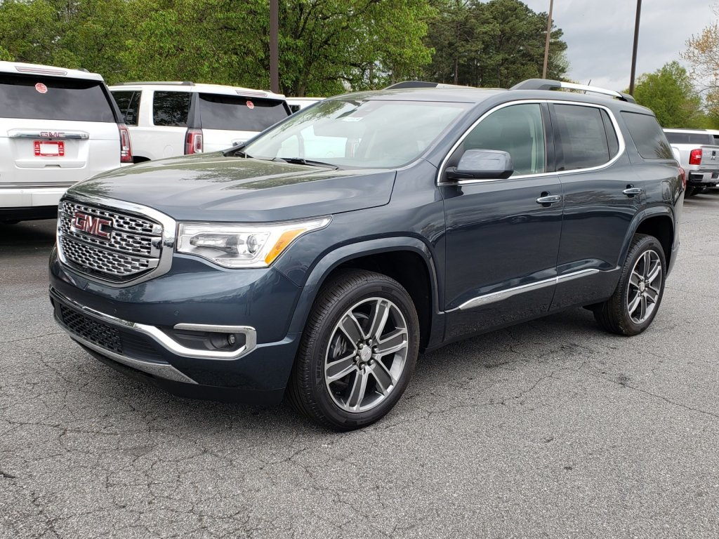 Gmc Acadia Denali For Sale >> New 2019 Gmc Acadia Denali With Navigation