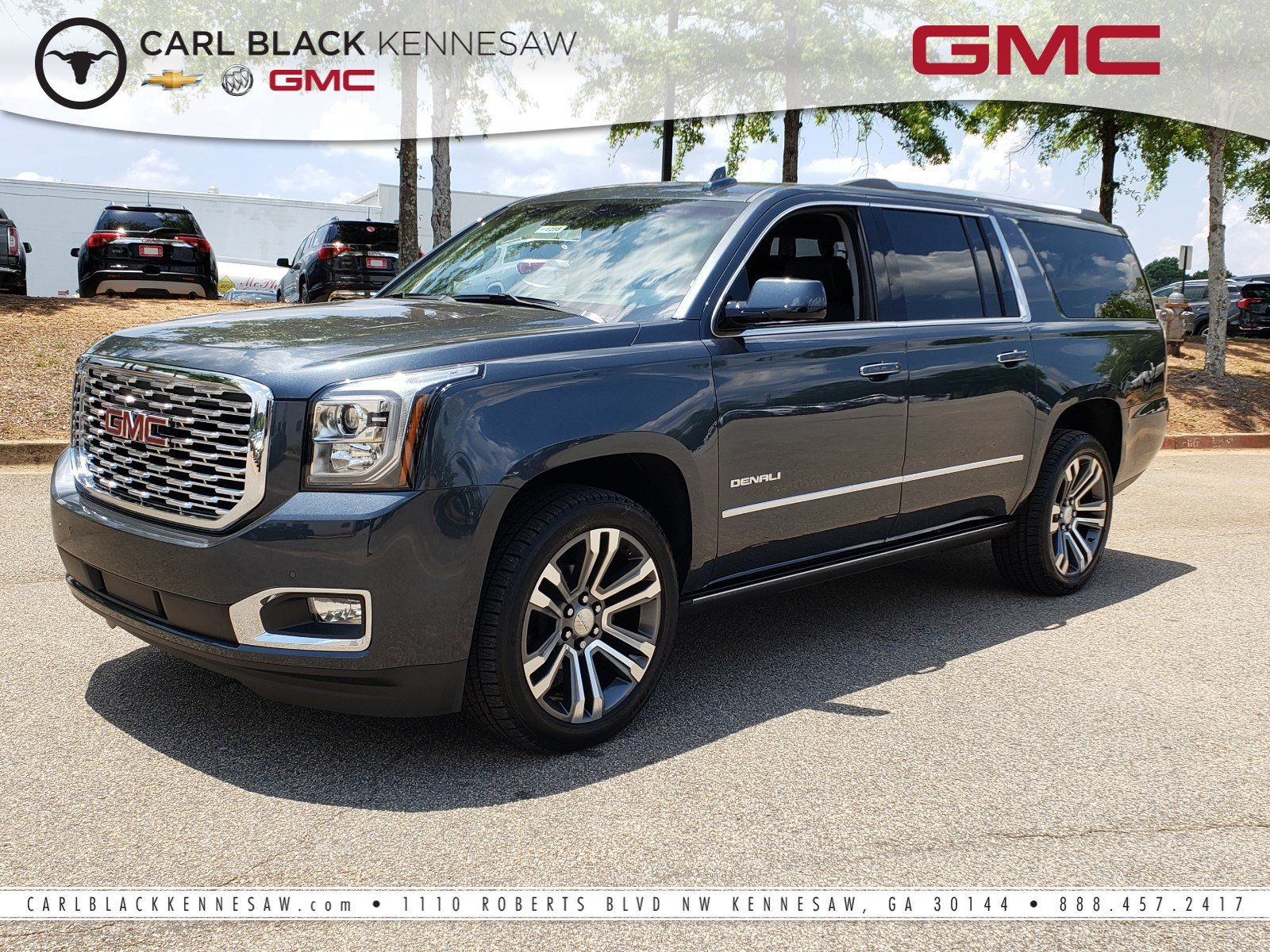 Gmc Yukon Xl Denali >> New 2019 Gmc Yukon Xl Denali Sport Utility In Kennesaw 1391288