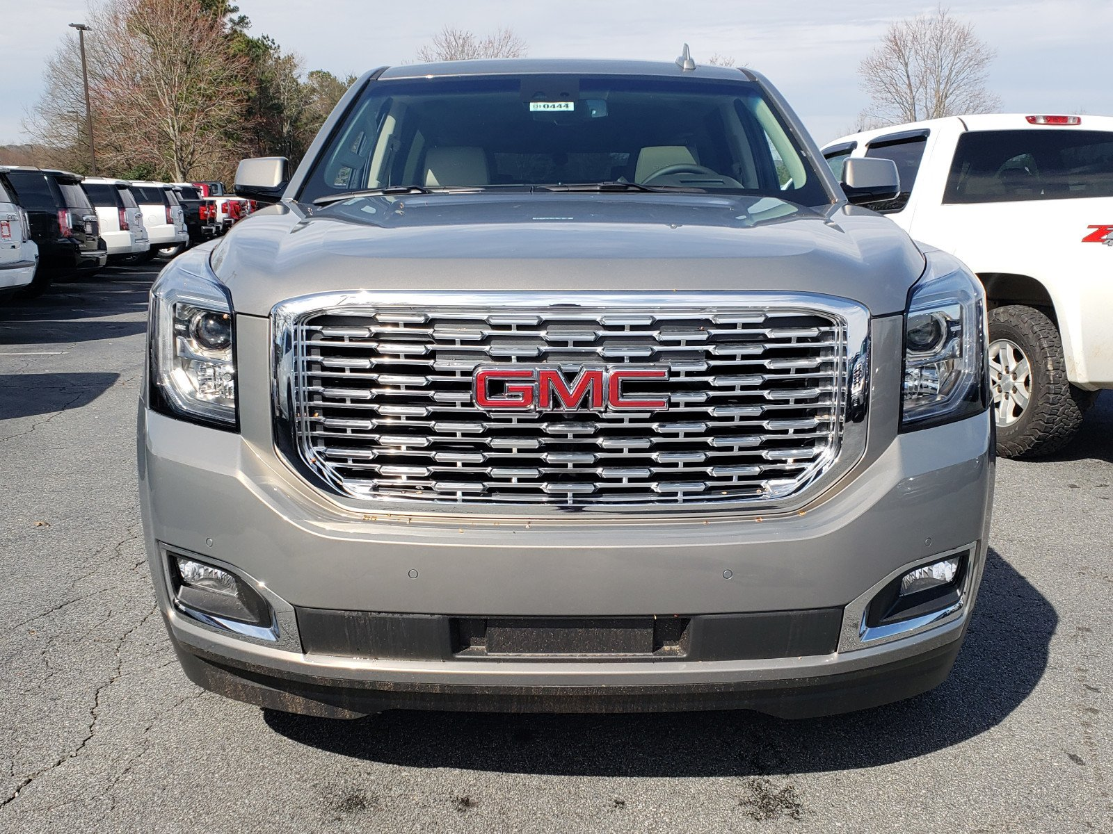 New 2019 GMC Yukon XL Denali Sport Utility in Kennesaw ...