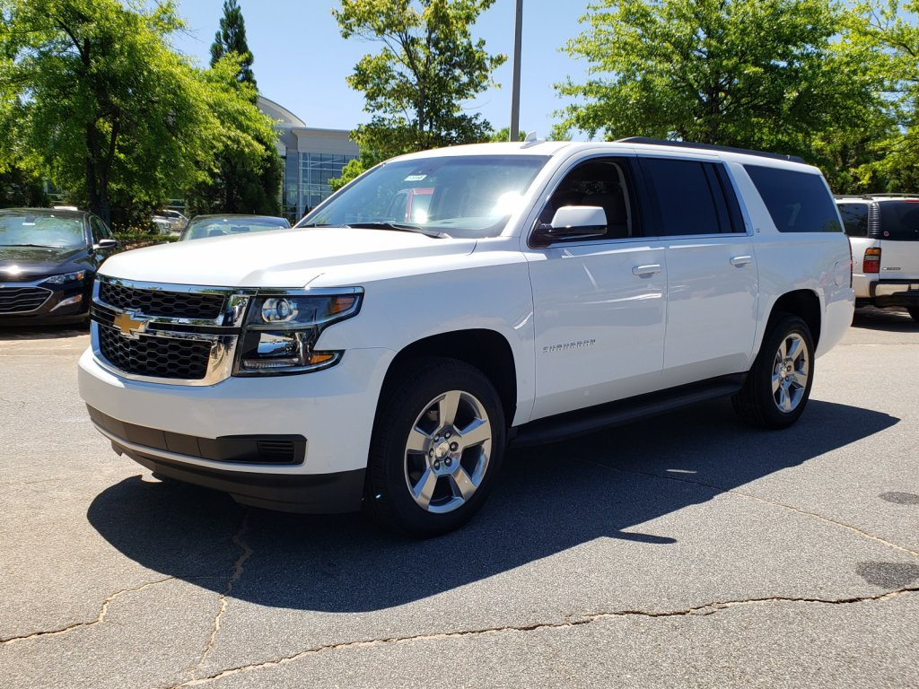 2019 Chevrolet Suburban: Expectations >> New 2019 Chevrolet Suburban Lt 4x4 Suvs