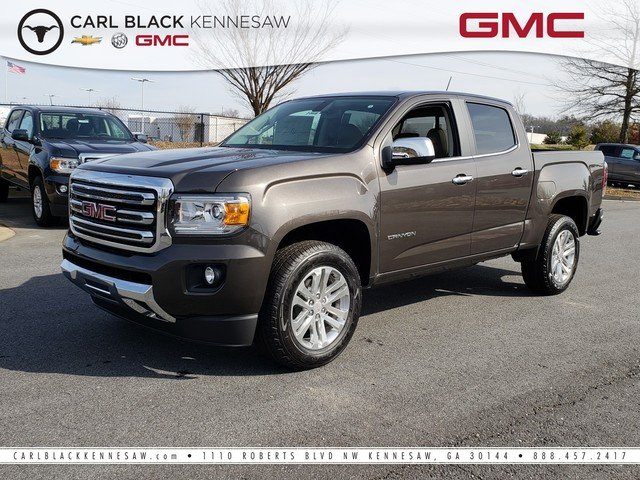 New 2019 Gmc Canyon 2wd Slt Crew Cab Pickup In Kennesaw 1390648