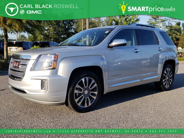 Pre Owned 2016 Gmc Terrain Denali Sport Utility In Kennesaw