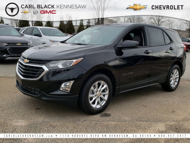 New 2019 Chevrolet Equinox Ls Sport Utility In Kennesaw 1190611