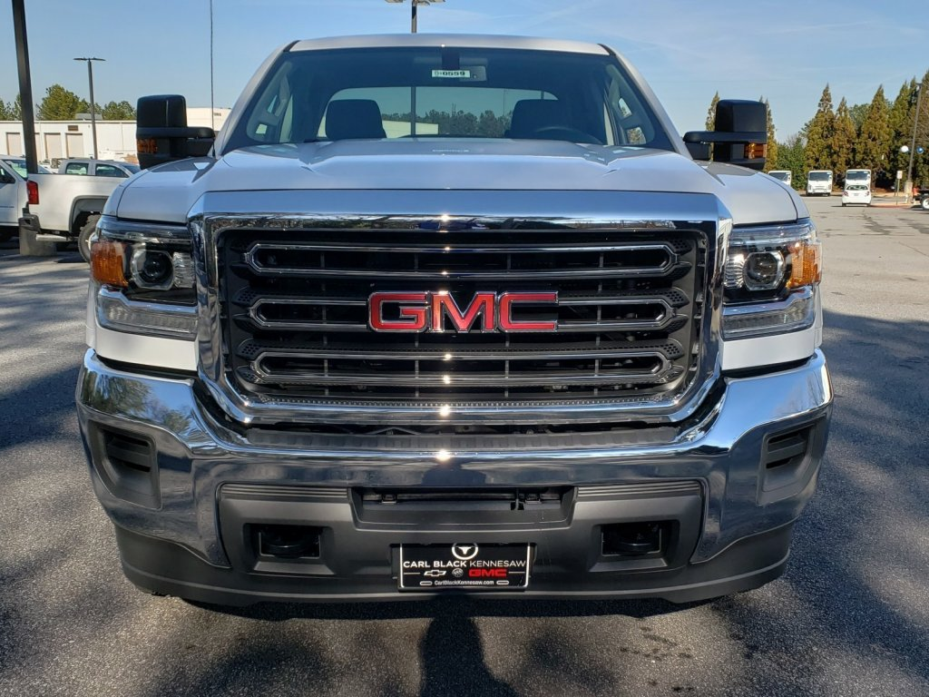 New 2019 GMC Sierra 2500HD Extended Cab Pickup in Kennesaw ...