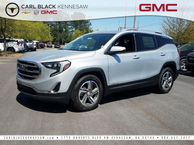 kennesaw gmc buick terrain sle black new vehicles carl chevrolet in