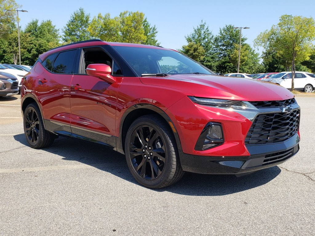 Pre-Owned 2019 Chevrolet Blazer RS Sport Utility in ...