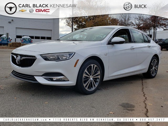 New 2019 Buick Regal Sportback Essence Hatchback In Kennesaw