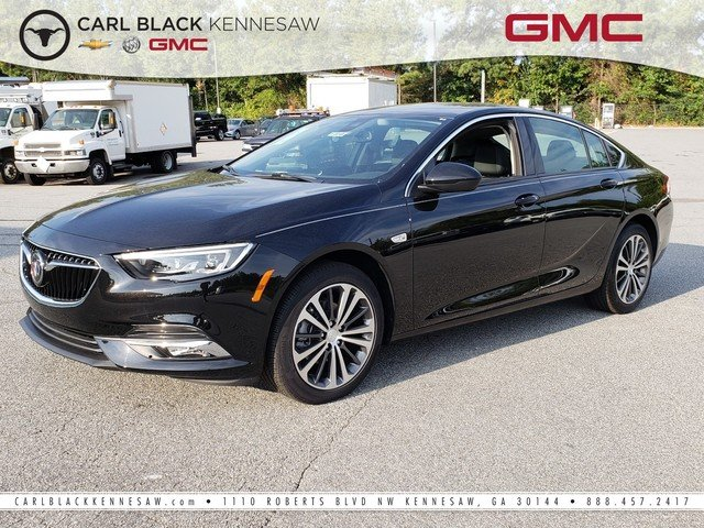 New 2018 Buick Regal Sportback Essence Hatchback In Kennesaw