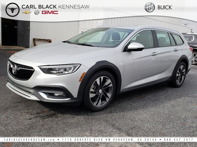 New 2019 Buick Regal Tourx Essence Station Wagon In Kennesaw