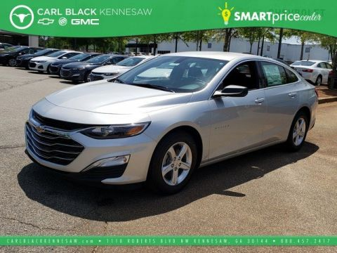 Pre-Owned 2019 Chevrolet Malibu LS