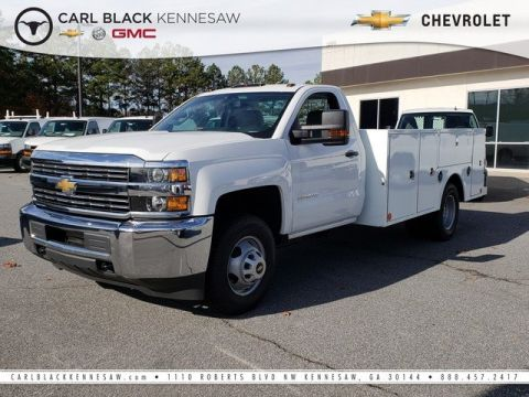New 2017 Chevrolet Silverado 3500HD Work Truck