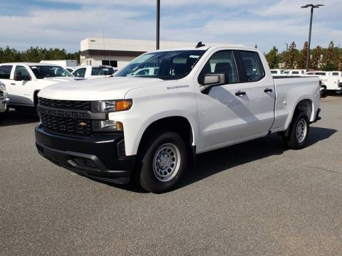 New 2019 Chevrolet Silverado 1500 Work Truck