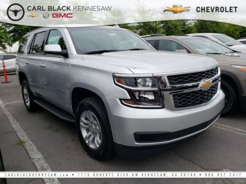 New 2019 Chevrolet Tahoe LS