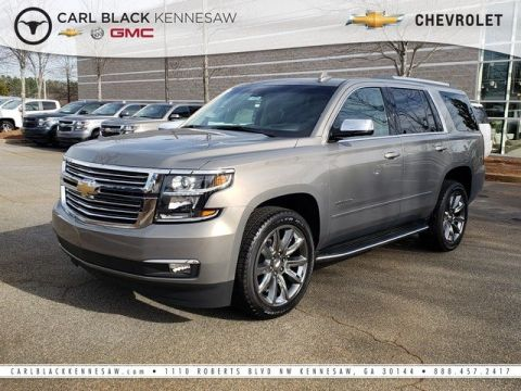 New 2019 Chevrolet Tahoe Premier