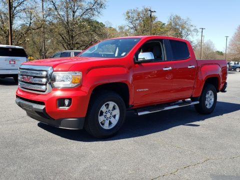 2016 GMC Canyon 2WD