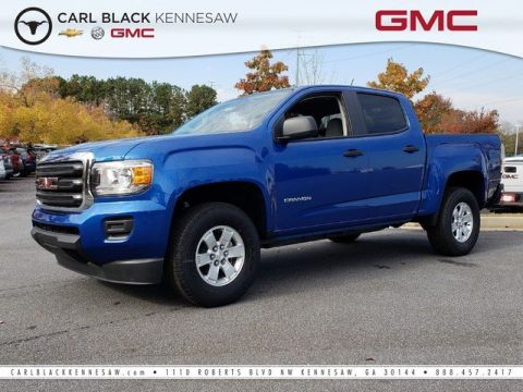New 2019 Gmc Canyon 2wd Crew Cab Pickup In Kennesaw 1390264 Carl