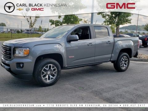 Pre-Owned 2019 GMC Canyon 4WD All Terrain w/Cloth