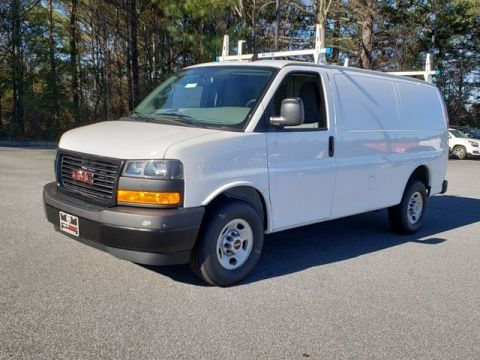 New 2018 GMC Savana Cargo Van CARGO