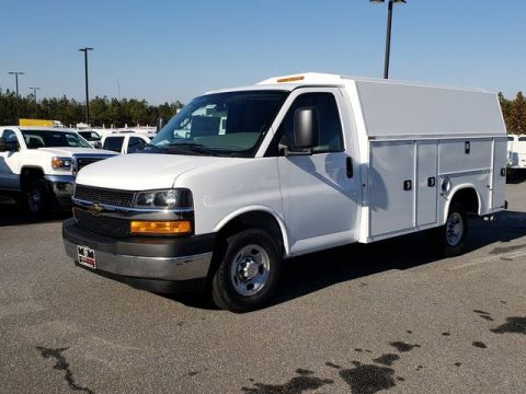 New 2019 Chevrolet Express Commercial Cutaway CUTWAY
