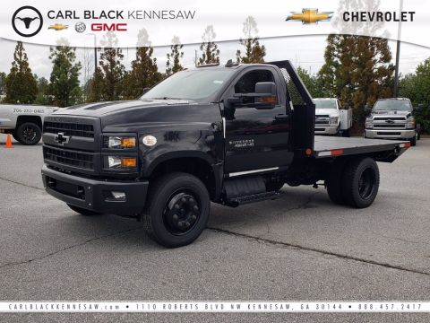 New 2019 Chevrolet Silverado 4500HD Medium Duty Work Truck RWD Fleet