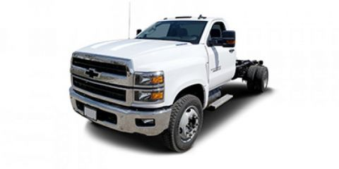 New 2019 Chevrolet Silverado 5500HD Medium Duty Work Truck RWD Fleet