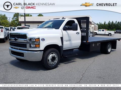 2019 Chevrolet Silverado 5500HD Medium Duty Work Truck