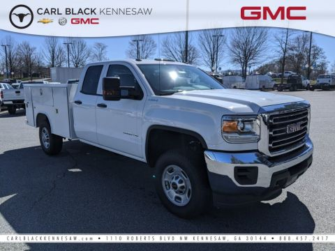 2019 GMC Sierra 2500HD W/T