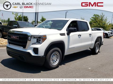 New 2019 GMC Sierra 1500 RWD Fleet