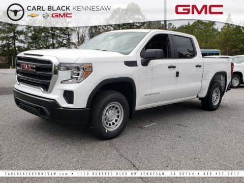 New 2019 GMC Sierra 1500 4x4 Fleet